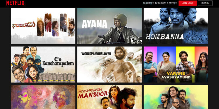 Netflix Kannada Movie